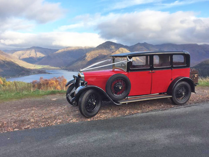 highlandvintagecarhire.co.uk